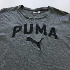 Puma Tee Graphic Logo T Shirt Gym Active Sport XL